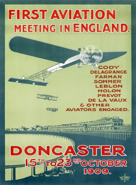 first aviation meeting in england