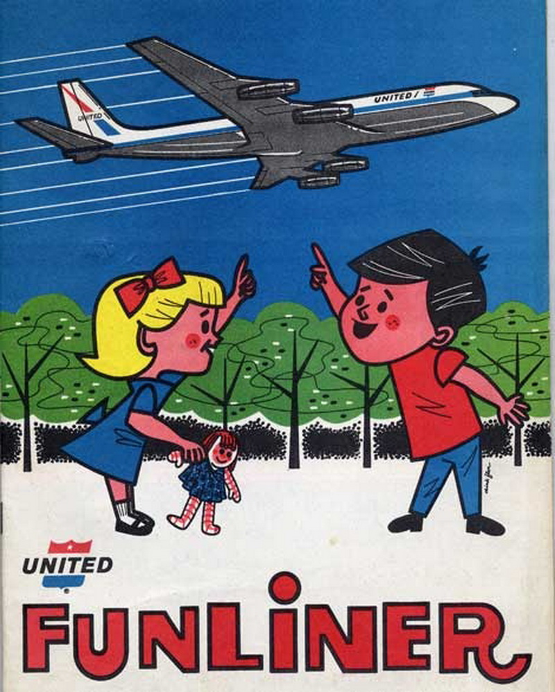 united airlines funliner