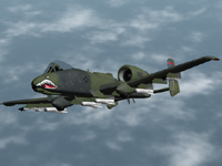 A-10 Warthog For X-Plane Free Aircraft Download