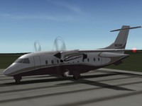 Dornier DO328 Turboprop For X-Plane Free Aircraft Download