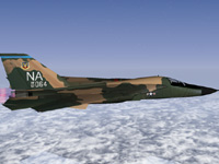 USAF F-111 aardvark For X-Plane Free Aircraft Download