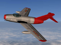 Mig-15 Fagot For X-Plane Free Aircraft Download